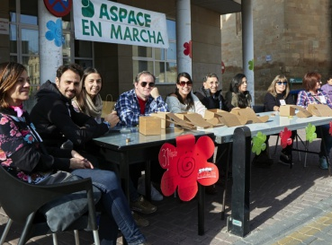 Colaboradores Marcha Aspace