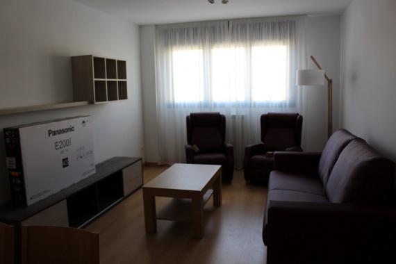 proyecto de viviendas especializadas Salón