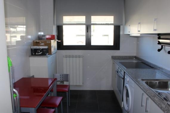 proyecto de viviendas especializadas Cocina