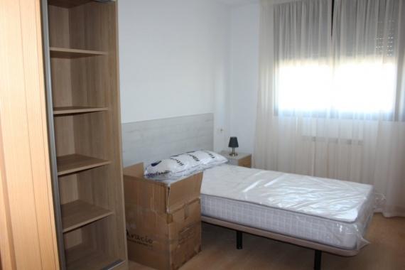 proyecto de viviendas especializadas Dormitorio